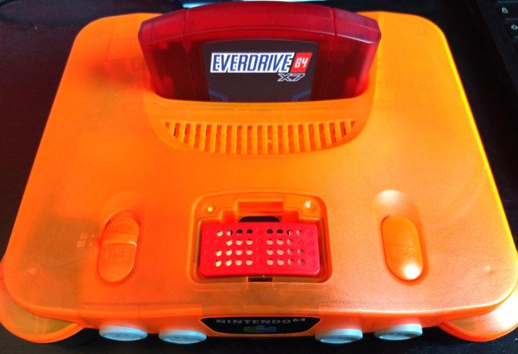 N64 Daiei Hawks Everdrive X7 Expansion Pack