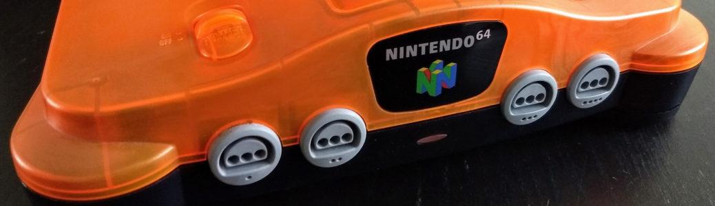 Banner N64