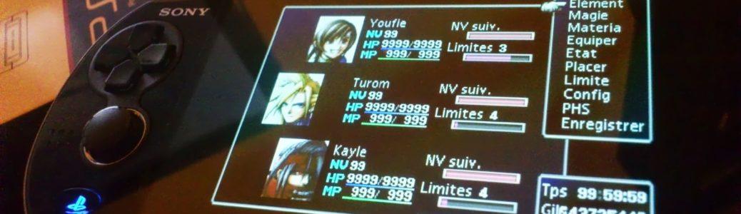 PS Vita FFVII