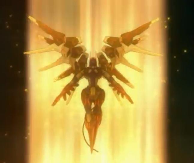 ZOE Anubis wings