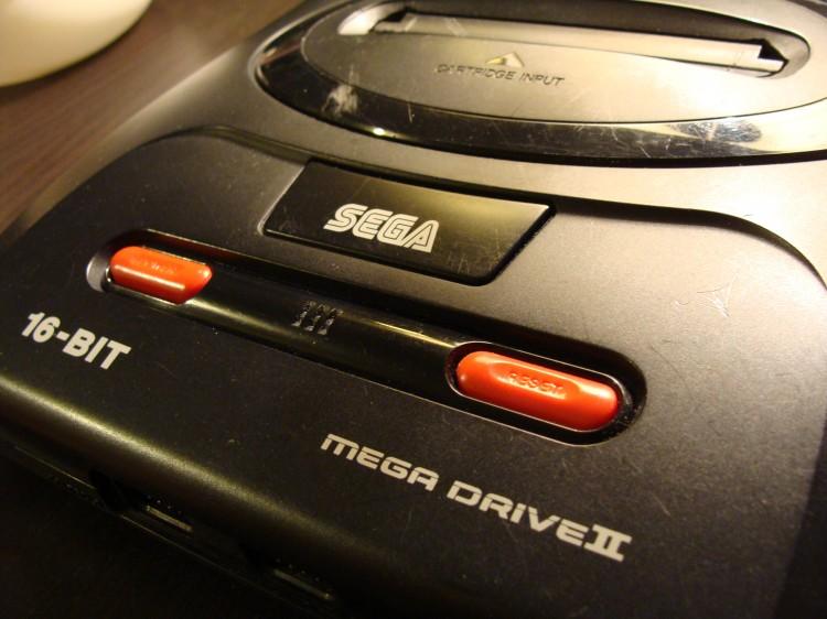 mega drive propre