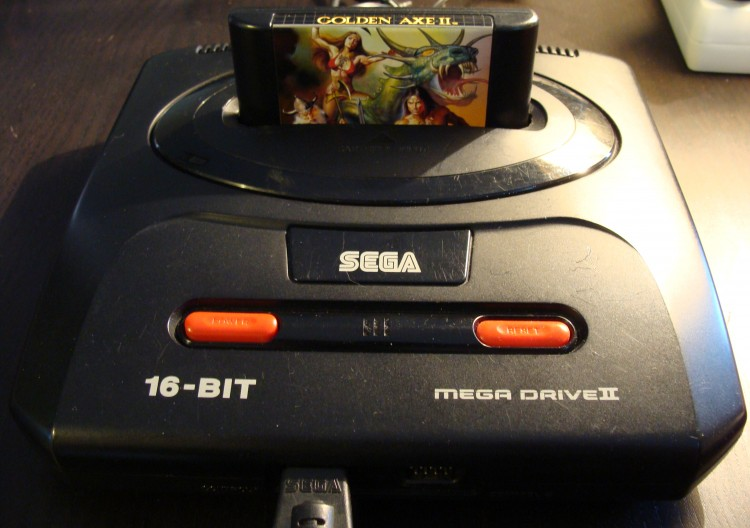 Mega Drive Golden Axe