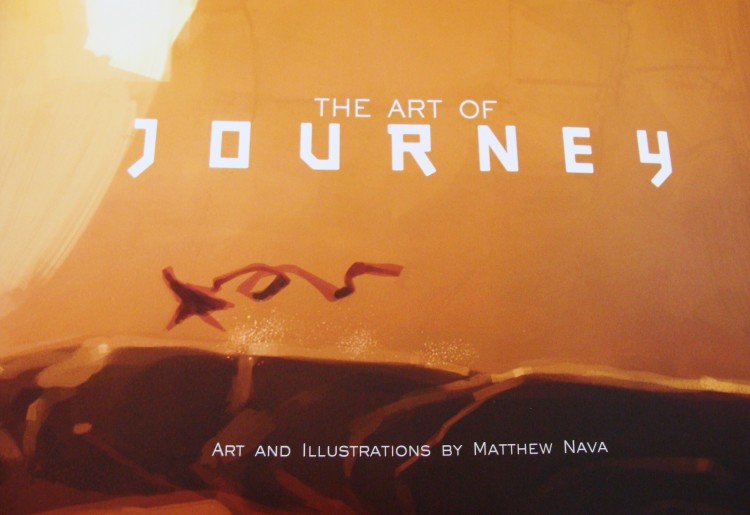 Art of Journey titre