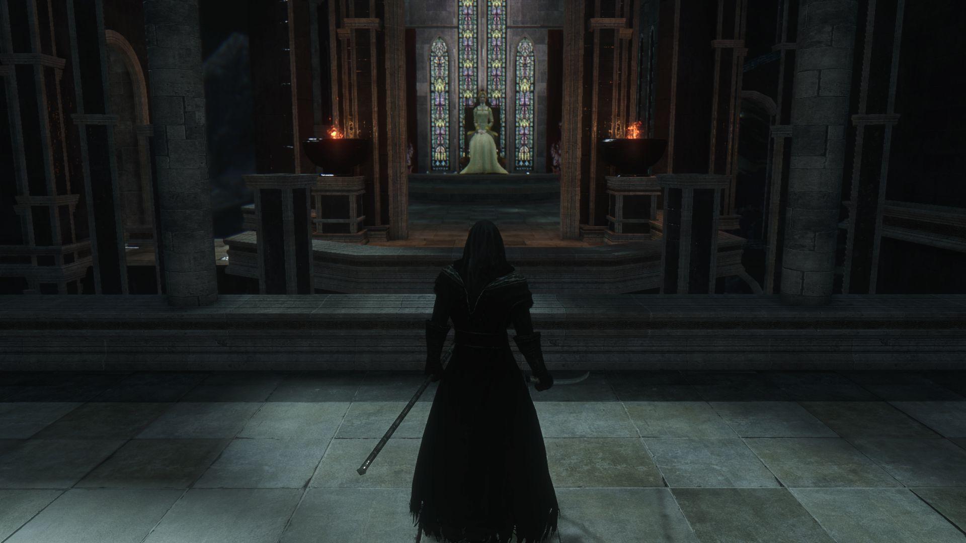 Dark Souls 2 Nashandra