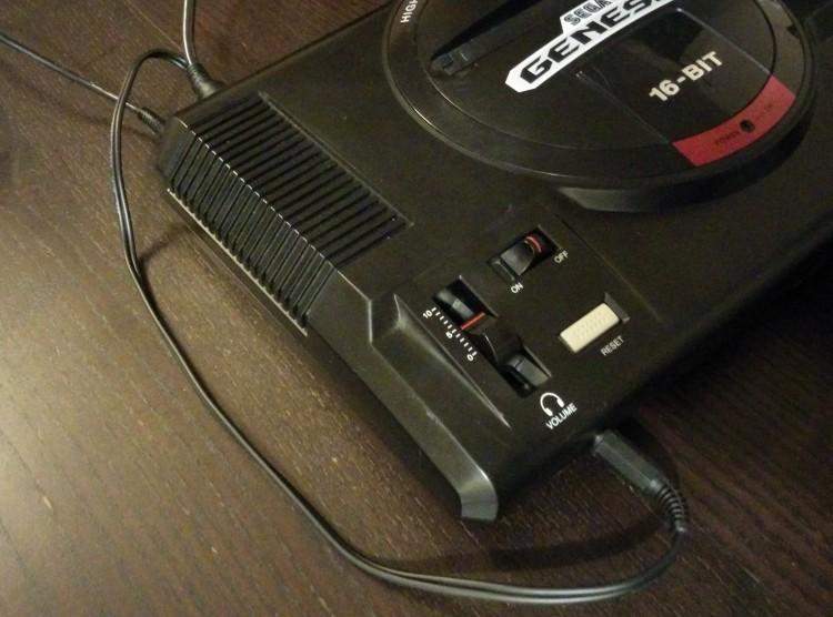 Genesis + SCART jack stereo