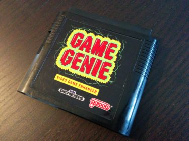 Game Genie Genesis