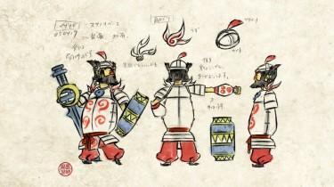 Okami HD artwork