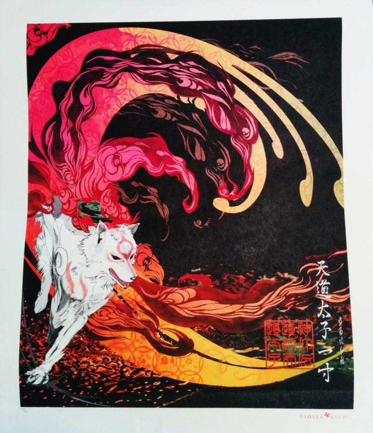 Impressions d'Ôkami par Cook & Becker