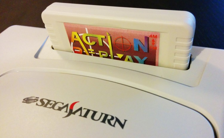 Action Replay Saturn