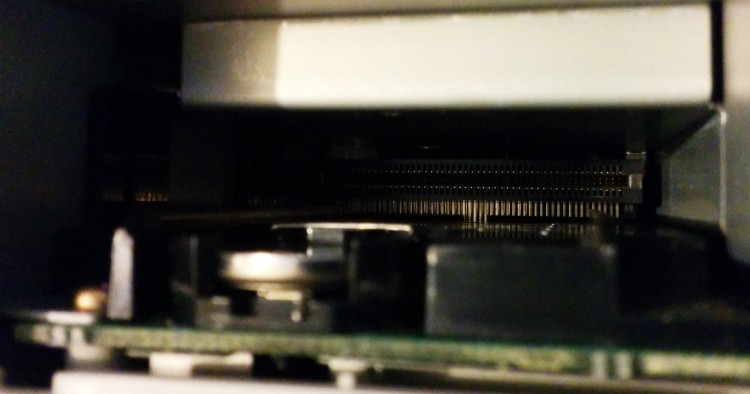 Saturn VCD expansion slot