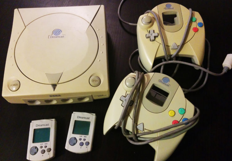 SEGA Dreamcast sale