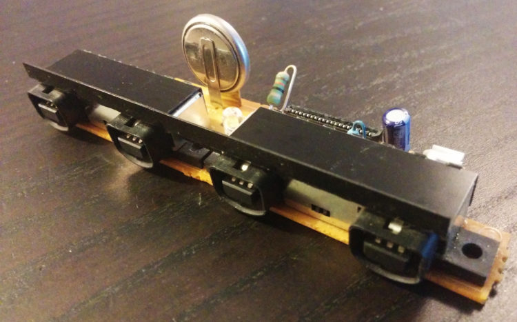 SEGA Dreamcast controller PCB