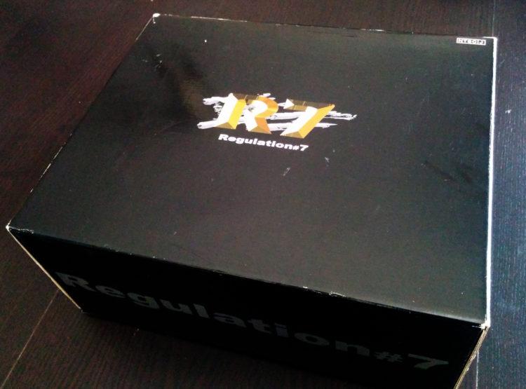 Dreamcast R7 box