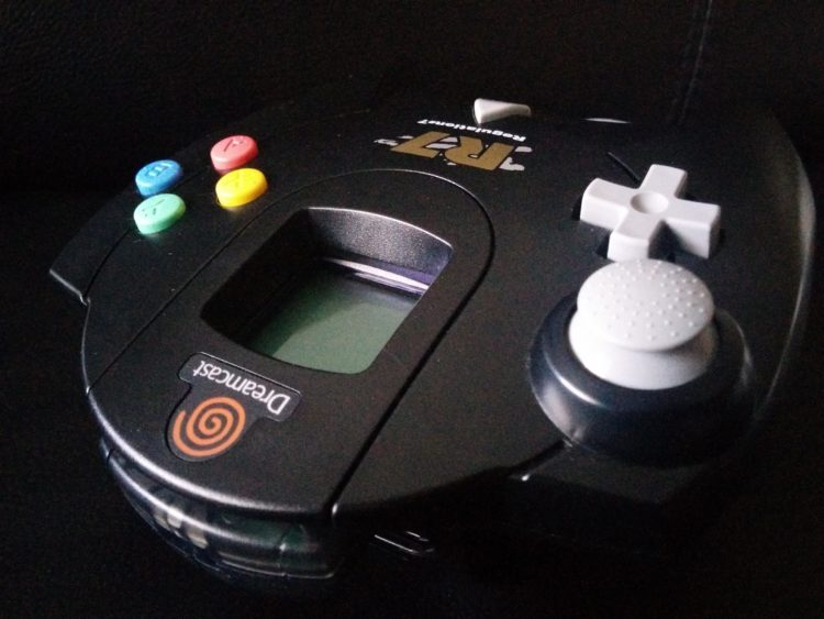 Dreamcast R7 VMU
