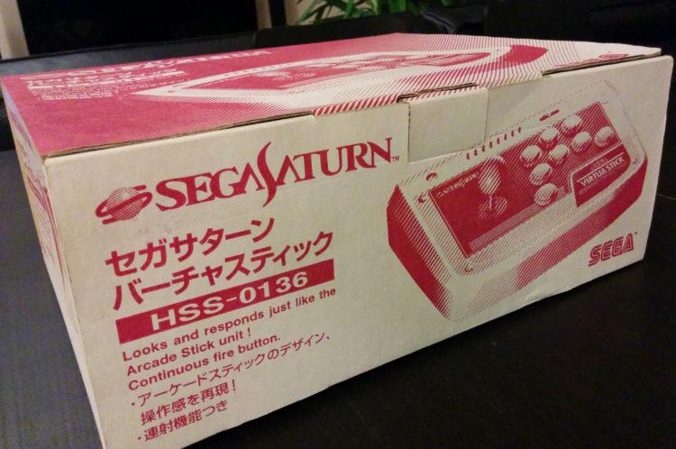 SEGA Virtua Stick HSS-0136