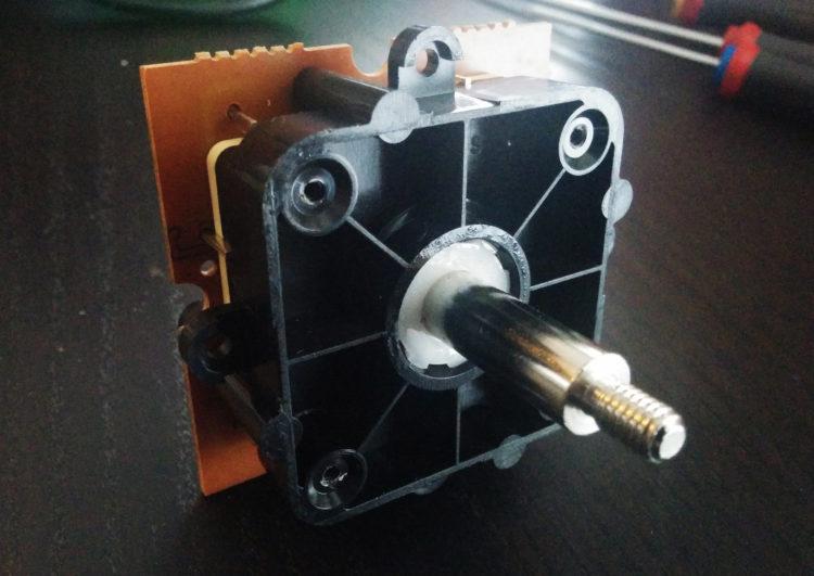 HSS-0136 - ASCII stick