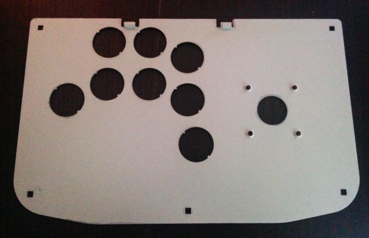 HSS-0136 - Metal plate