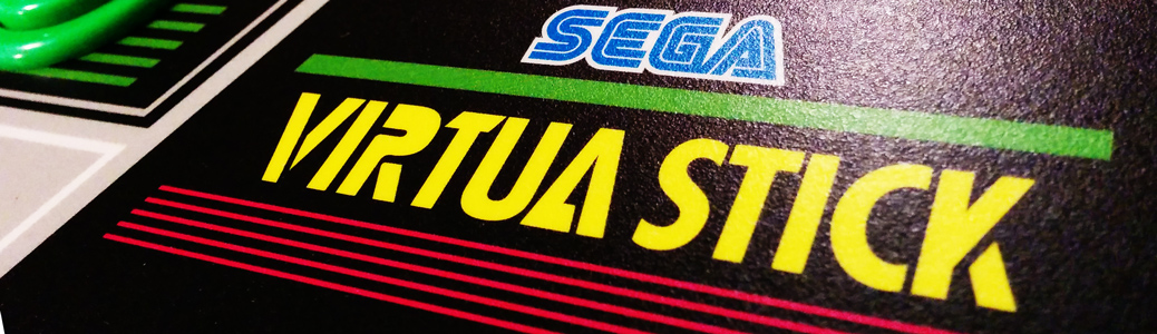 SEGA Virtua Stick cover