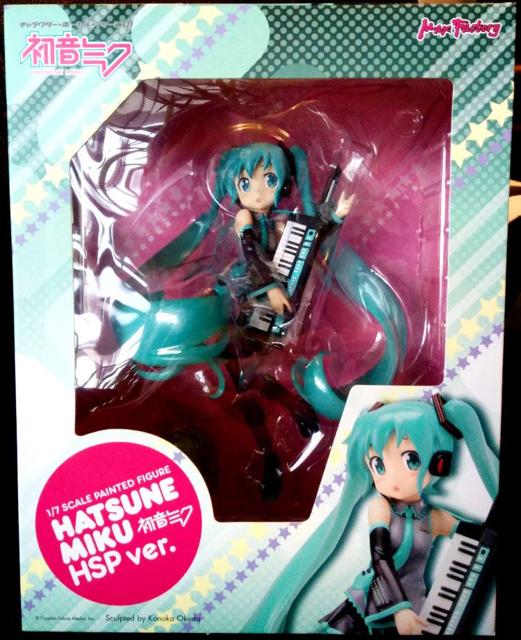 Hatsune Miku HSP ver. box
