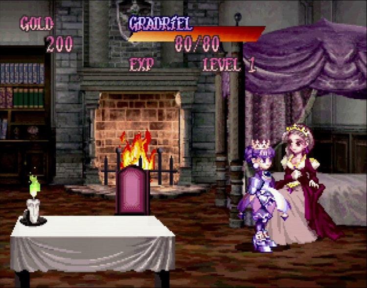 Princess Crown 720p output 1080p display