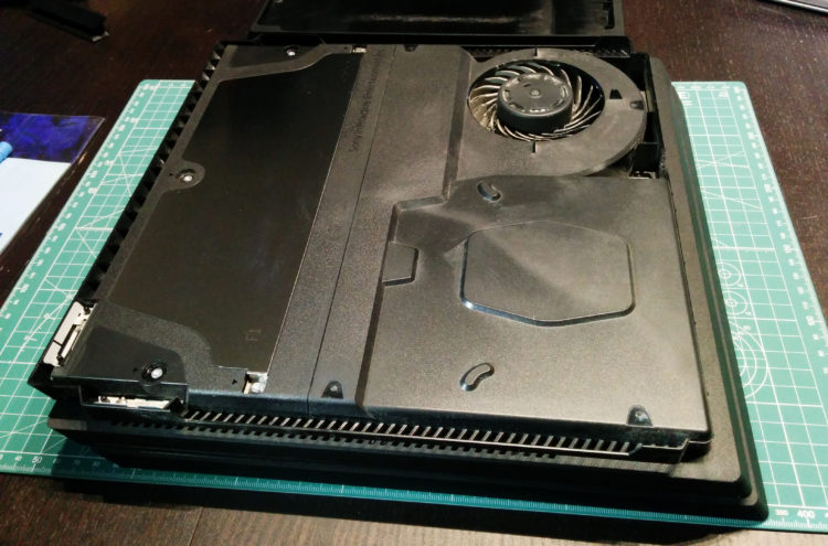 Tuto] Sony PlayStation 4 Pro: Upgrade disque SSHD