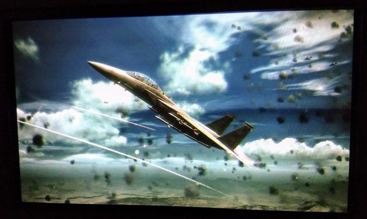 Ace Combat 6 X360 Sony BVM D-24