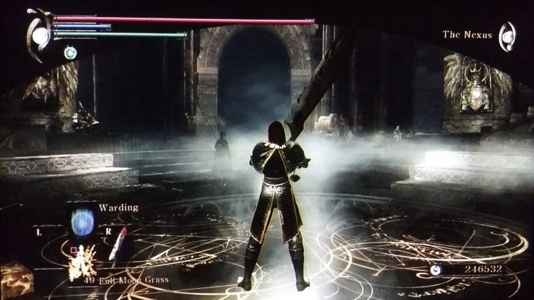 Demons Souls PS3 720p BVM
