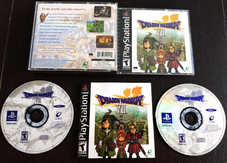 Dragon Quest VII NTSC-US