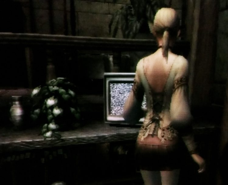 Haunting Ground CRT 480p zoom