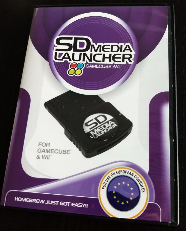 Datel GameCube SD Media Launcher