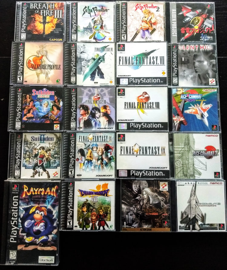 Collection PSX