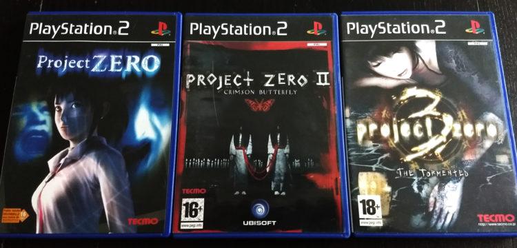 Project Zero PS2 NTSC