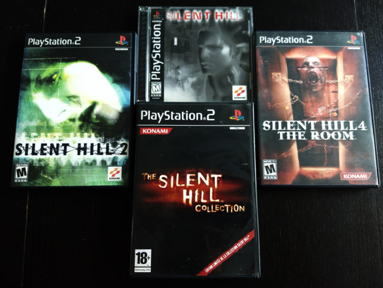 SIlent Hill PS2 Collection