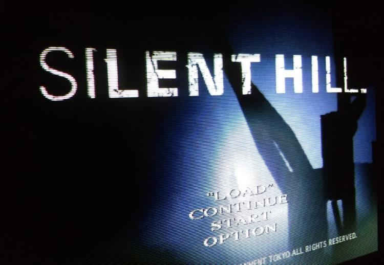 Silent Hill PSX BVM