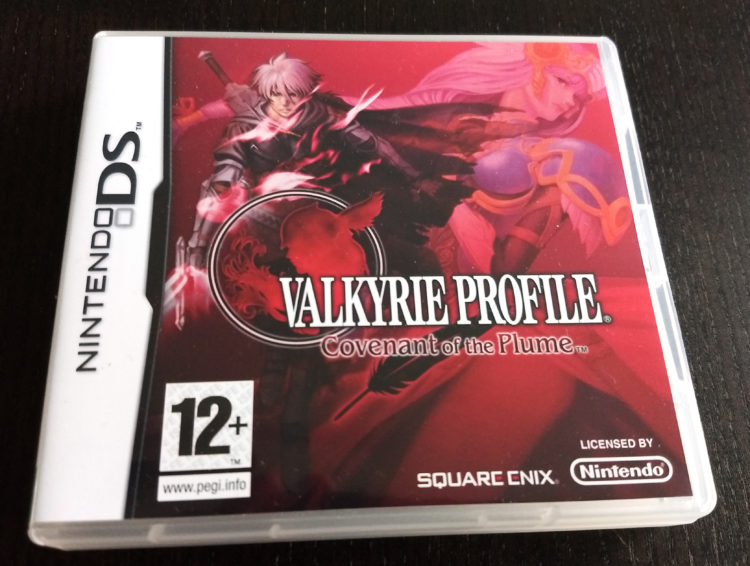 Valkyrie Profile Covenant of the Plume DS