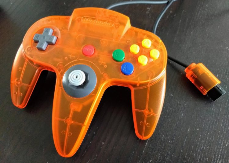 N64 Daiei Hawks controller