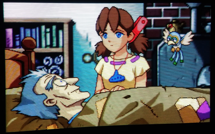 N64 Wonder Project J2 RGB 240p