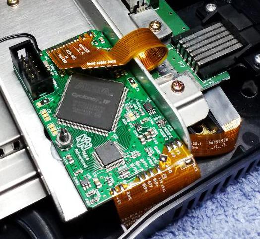 install N64 RGB mod 3